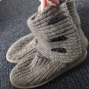 Bearpaw sweater boots